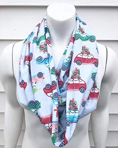 Superior Christmas Tree New Free Shipping Scarf