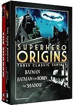 Superhero Origins - Three Classic Serials