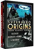 Superhero Origins: 3 Complete Serials [DVD] [Import]
