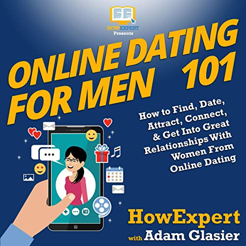 Online Dating for Men 101  By  cover art