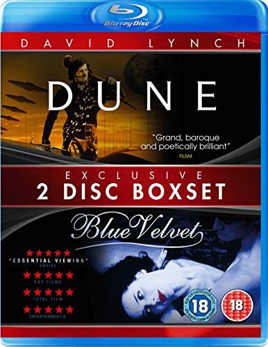 Dune Blue Velvet Box Set (2 Blu-Ray) [Edizione: Regno Unito] [Import]