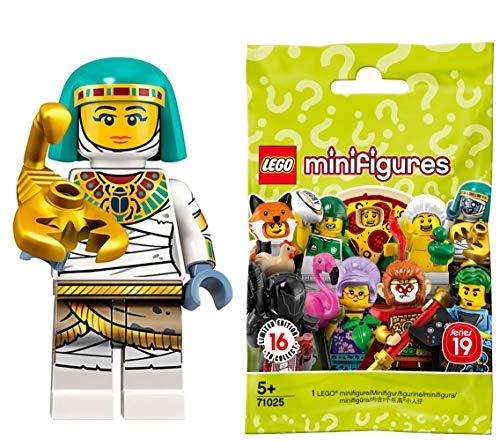 レゴ (LEGO) ミニフィギュア シリーズ19 ミイラの女王 【71025-6】