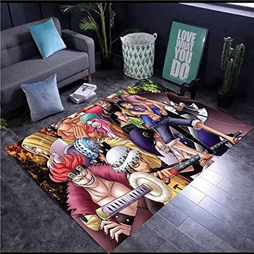 Sala de Estar Pasillo baño Dormitorio sofá cojín Lindo Piso de Dibujos Animados Alfombra Alfombra-A_40X60CM