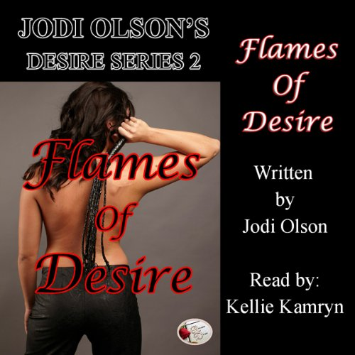 Flames of Desire audiobook cover art