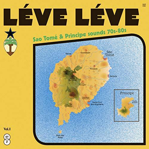 Léve Léve: Sao Tomé & Principe Sounds (70s - 80s)