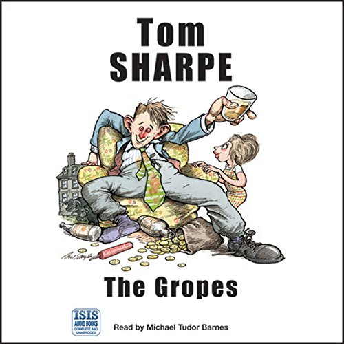 The Gropes audiobook cover art