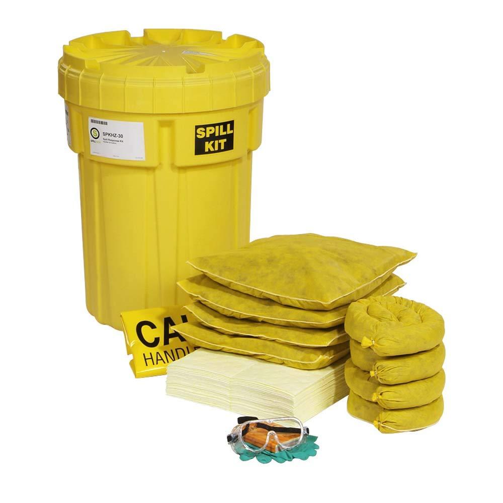 SpillTech Kit Drum Chemical Hazmat H 30