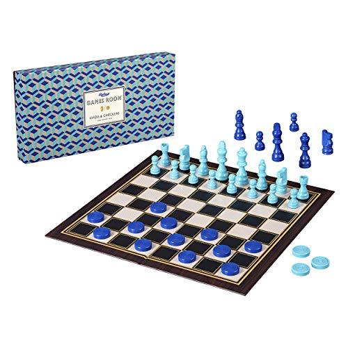 Ridley's Spielzimmer   Schach und Schachfiguren   Zwei Spiele in einem