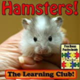 Hamsters! Learn About Hamsters And Learn To Read - The Learning Club! (45+ Photos of Hamsters) (English Edition)