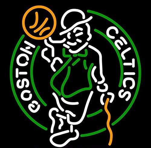 LeeQueen 24inx20in Boston Sports Club Celtic Neon Light Sign Beer Bar Handicraft SP125
