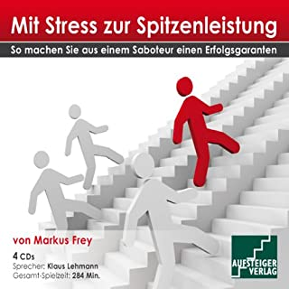 Mit Stress zur Spitzenleistung. So machen Sie aus einem Saboteur einen Erfolgsgaranten Titelbild