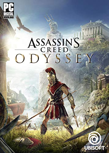 Assassin's Creed Odyssey - Standard Edition - Standard | PC Download - Ubisoft Connect Code