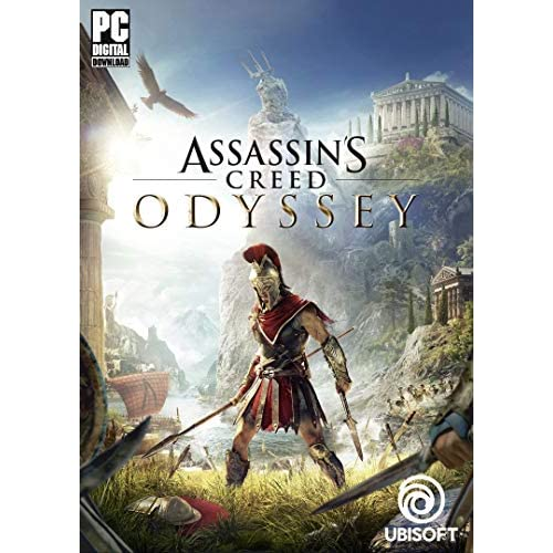 Assassin's Creed Odyssey - Standard Edition | Codice Uplay per PC