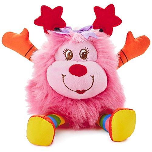 Hallmark Rainbow Brite Dee Lite Sprite Stuffed Animal, 8' Classic Stuffed Animals Movies & TV