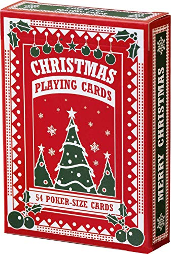 Christmas Playing Cards, Cute Designs for Family...
