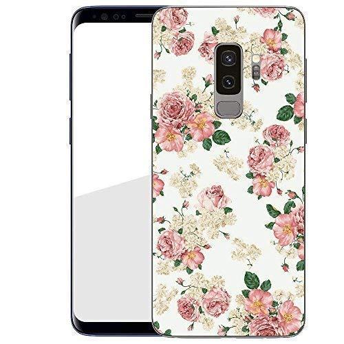 Finoo hardcase telefoonhoes voor je Samsung Galaxy S9 Plus Made in Germany hoes met motief voor optimale bescherming polycarbonaat tas case cover beschermhoes voor je Samsung Galaxy S9 Plus - roze