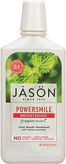 Jason Natural Powersmile Mouthwash, 473-Milliliter