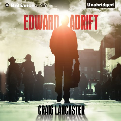 Edward Adrift audiobook cover art