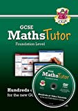 MathsTutor: GCSE Maths Video Tutorials (Grade 9-1 Course) Foundation - DVD-ROM for PC/Mac: ideal for catch-up and the 2022 and 2023 exams (CGP GCSE Maths 9-1 Revision)