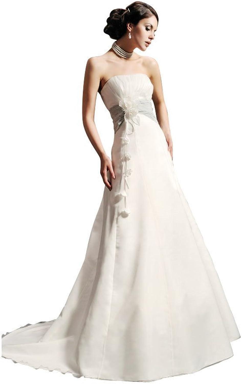 Passat High Neck Wedding Dress