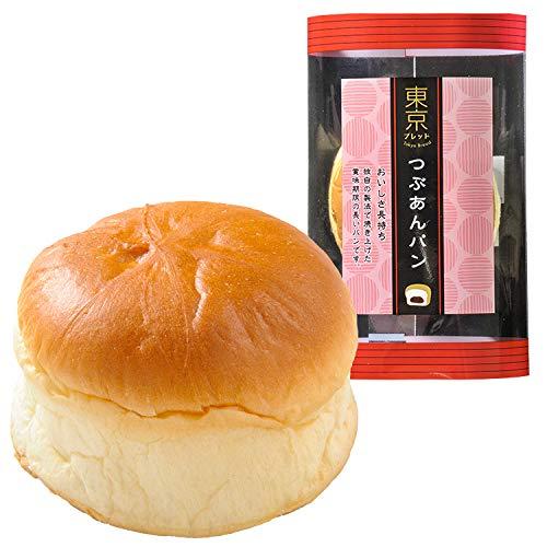 東京ブレッド 天然酵母パン  (つぶあんパン)