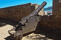 デモインアイオワUSAジグソーパズル大人用1000ピース木製トラベルギフトお土産-Pt-02437