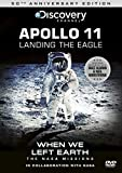 Apollo 11 Landing The Eagle 50th Anniversary Edition The Moon Landing[DVD] [Reino Unido]