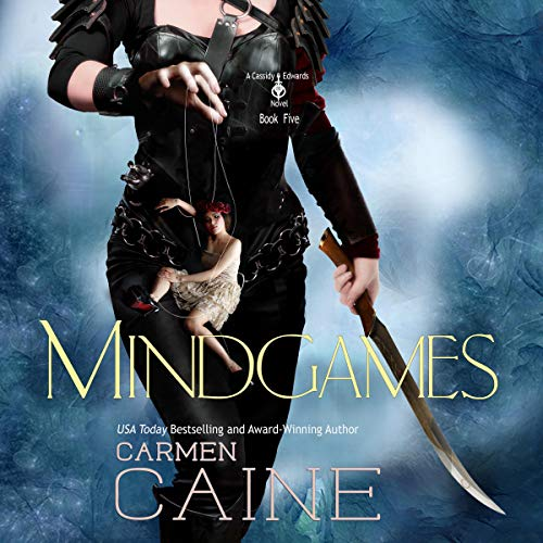 Mindgames audiobook cover art