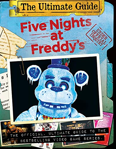 Compare Textbook Prices for Five Nights at Freddy's Ultimate Guide: An AFK Book Media tie-in  ISBN 9781338767681 by Cawthon, Scott