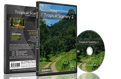 Fitness Reisen – Tropische Landschaften 2, Radfahren und Laufband-Training