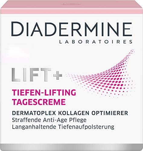 DIADERMINE LIFT+ Tagespflege Tiefen-Lifting Tagescreme Straffende Anti-Age Pflege, 1er Pack (1 x 50 ml)