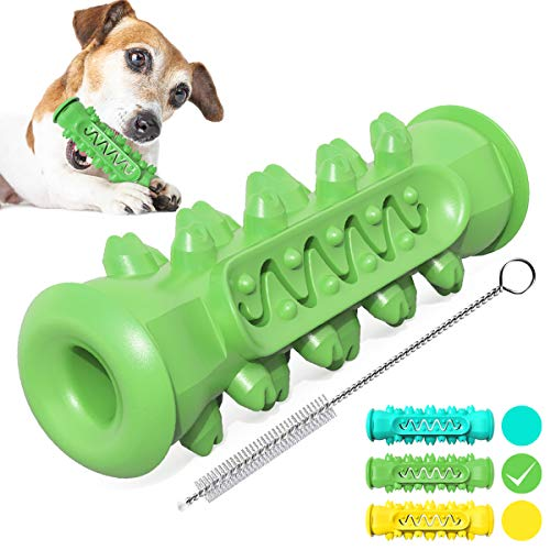Dog Toothbrush Stick Toys Dental Chews Tooth Brush Toy Puppy Chew for Small Medium Dogs Tooth...