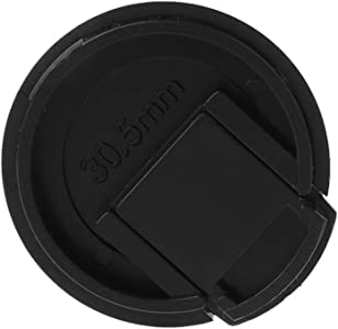 certylu Plastic Clip Front Lens Cap Snap-on Lens Protective Cover for ...