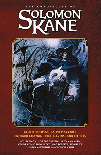 The Chronicles Of Solomon Kane