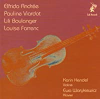 Violin Sonatas By Woman Composers