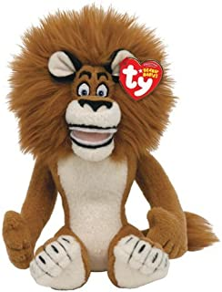TY Beanie Baby Madagascar - Alex-Lion by Ty Beanie Baby Madagascar - Alex-Lion