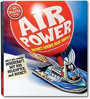 Air Power (Klutz Science Kit)