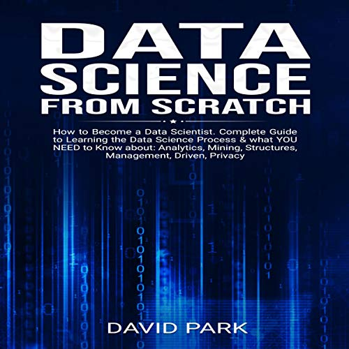 Data Science from Scratch Titelbild