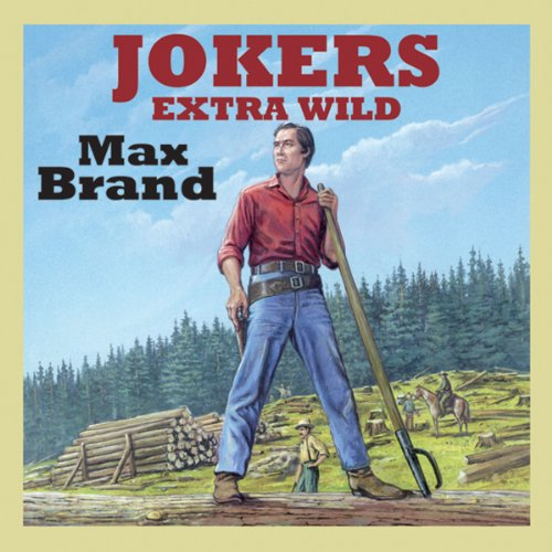 Jokers Extra Wild audiobook cover art