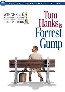 Forrest Gump by Tom Hanks