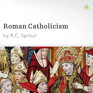 Roman Catholicism audiobook cover art
