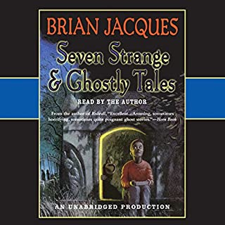 Seven Strange & Ghostly Tales audiobook cover art