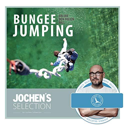 Vertical Sports Events Bungee Jumping I Bungee-Jumping Gutschein Deutschland I Wahlgutschein für Bungee Jump I Erlebnis Geschenk Bungee Jumping – Tandem-Sprung möglich I Gutschein Bungee-Sprung