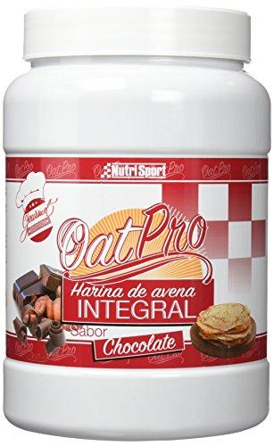 Nutrisport Oatpro Harina de Avena Integral con Sabor a Chocolate - 1500 gr