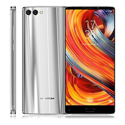 HOMTOM S9 Plus 5.99 inch 4G Smartphone (4GB + 64GB 16 MP + 5 MP Octa Core 4050mAh) (Silver)