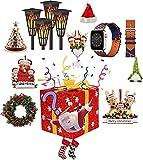 Caja ciega misteriosa, Caja misteriosa de la Suerte Regalo Sorpresa de Navidad Artículo Aleatorio de la Suerte Juguetes de Vacaciones para el hogar, Productos Decorativos Regalo de la Suerte