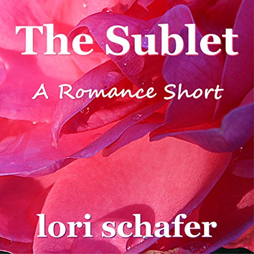The Sublet audiobook cover art