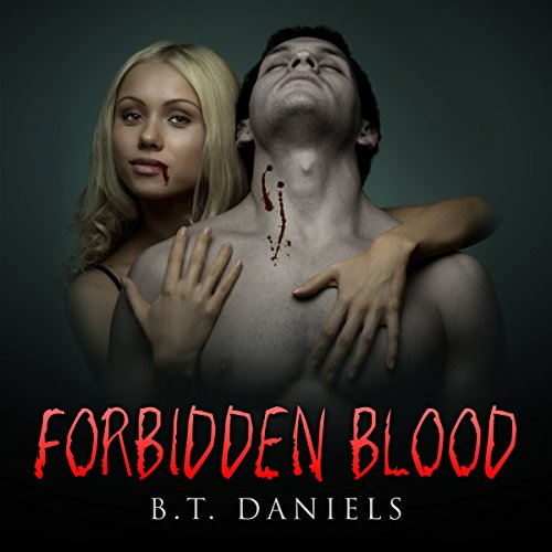 Forbidden Blood audiobook cover art