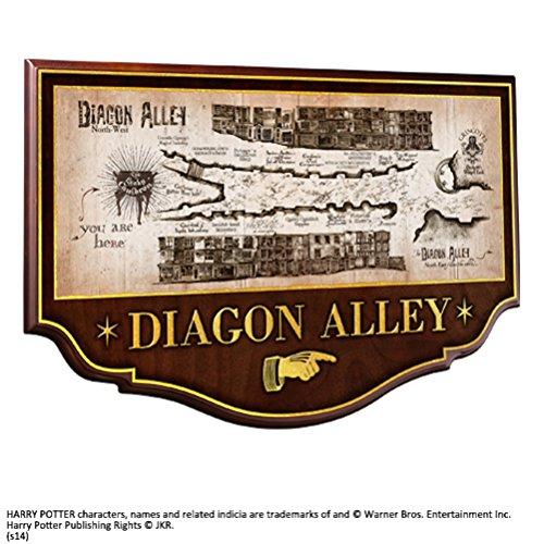 Harry Potter - Diagon Alley Wall Plaque