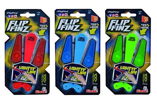 Simba 107232218 - Flip Finz Light Up, farblich sortiert